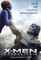 X-Men: Apocalypse - Spanish Movie Poster (xs thumbnail)