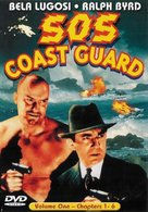 S.O.S. Coast Guard - DVD cover (xs thumbnail)