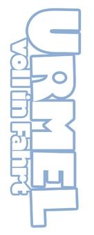 Urmel voll in Fahrt - German Logo (xs thumbnail)