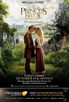 The Princess Bride - Re-release movie poster (xs thumbnail)