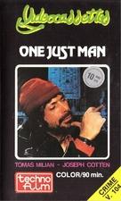 Giustiziere sfida la città, Il - British VHS movie cover (xs thumbnail)