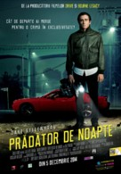 Nightcrawler - Romanian Movie Poster (xs thumbnail)