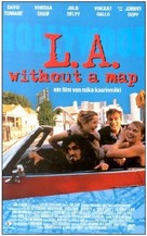 L.A. Without a Map - German Movie Poster (xs thumbnail)