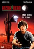 Arizona Dream - Slovak Movie Cover (xs thumbnail)