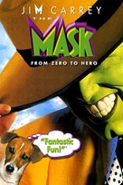 The Mask - DVD movie cover (xs thumbnail)