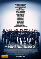 The Expendables 3 - Australian Movie Poster (xs thumbnail)