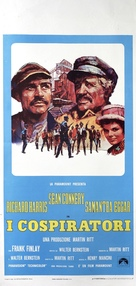 The Molly Maguires - Italian Movie Poster (xs thumbnail)