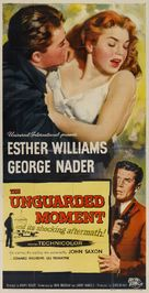 The Unguarded Moment - Movie Poster (xs thumbnail)