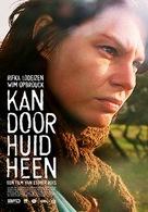 Kan door huid heen - Dutch Movie Poster (xs thumbnail)