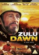 Zulu Dawn - British Movie Cover (xs thumbnail)