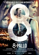 8-Pallo - Finnish Movie Poster (xs thumbnail)