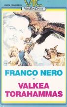 Zanna Bianca - Finnish VHS movie cover (xs thumbnail)