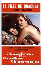 Fille de Dracula, La - French Movie Cover (xs thumbnail)
