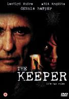 The Keeper - British DVD cover (xs thumbnail)