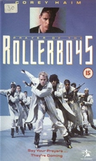 Prayer of the Rollerboys - British VHS cover (xs thumbnail)