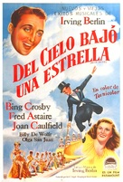 Blue Skies - Argentinian Movie Poster (xs thumbnail)