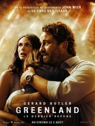 Greenland - French Movie Poster (xs thumbnail)