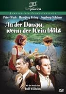 An der Donau, wenn der Wein blüht - German DVD cover (xs thumbnail)