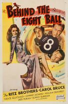 Behind the Eight Ball - Re-release movie poster (xs thumbnail)