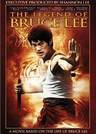 """The Legend of Bruce Lee"" - DVD movie cover (xs thumbnail)"