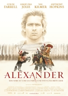 Alexander - German Movie Poster (xs thumbnail)