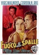 Backfire - Italian Movie Poster (xs thumbnail)