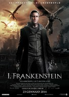 I, Frankenstein - Italian Movie Poster (xs thumbnail)
