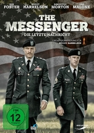The Messenger - German Movie Cover (xs thumbnail)