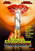 The Return of the Texas Chainsaw Massacre - DVD cover (xs thumbnail)
