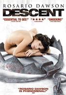 Descent - German DVD cover (xs thumbnail)