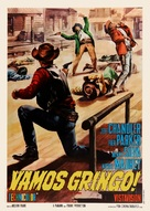 The Jayhawkers! - Italian Movie Poster (xs thumbnail)