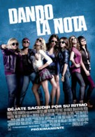 Pitch Perfect - Spanish Movie Poster (xs thumbnail)