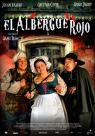 Auberge rouge, L' - Spanish Movie Poster (xs thumbnail)