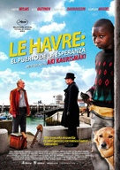 Le Havre - Mexican Movie Poster (xs thumbnail)