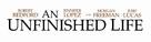 An Unfinished Life - Logo (xs thumbnail)