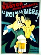 What! No Beer? - French Movie Poster (xs thumbnail)
