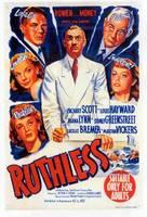 Ruthless - Australian Movie Poster (xs thumbnail)