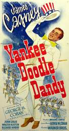 Yankee Doodle Dandy - Theatrical poster (xs thumbnail)