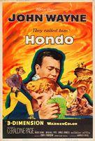 Hondo - Movie Poster (xs thumbnail)