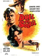 Duel in the Sun - French Movie Poster (xs thumbnail)