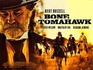 Bone Tomahawk - British Movie Poster (xs thumbnail)