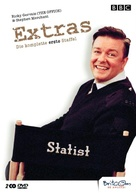 """Extras"" - German DVD cover (xs thumbnail)"