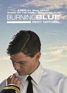 Burning Blue - DVD cover (xs thumbnail)