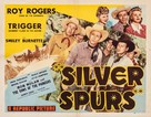 Silver Spurs - Movie Poster (xs thumbnail)