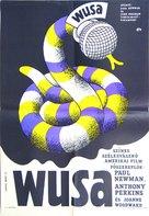 WUSA - Hungarian Movie Poster (xs thumbnail)