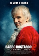 Bad Santa 2 - Italian Movie Poster (xs thumbnail)