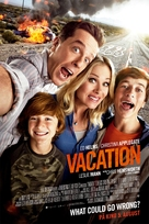 Vacation - Norwegian Movie Poster (xs thumbnail)
