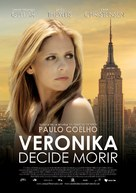 Veronika Decides to Die - Mexican Movie Poster (xs thumbnail)