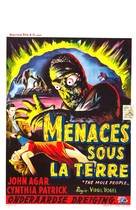 The Mole People - Belgian Movie Poster (xs thumbnail)