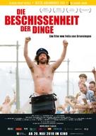 De helaasheid der dingen - German Movie Poster (xs thumbnail)
